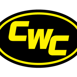 Cat Works Construction Logo, 500x342